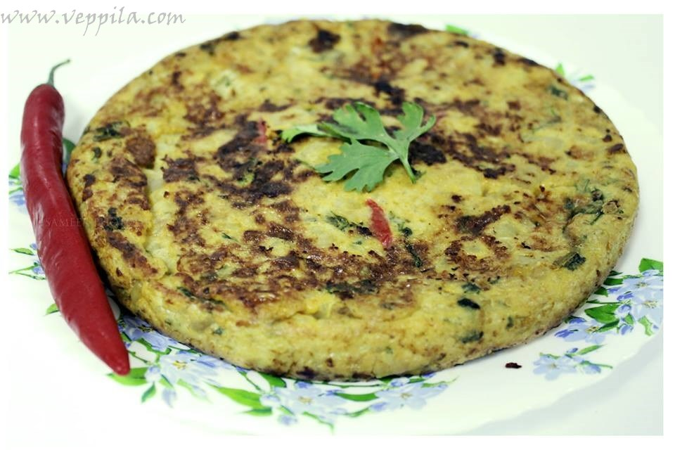 Indian Tortilla
