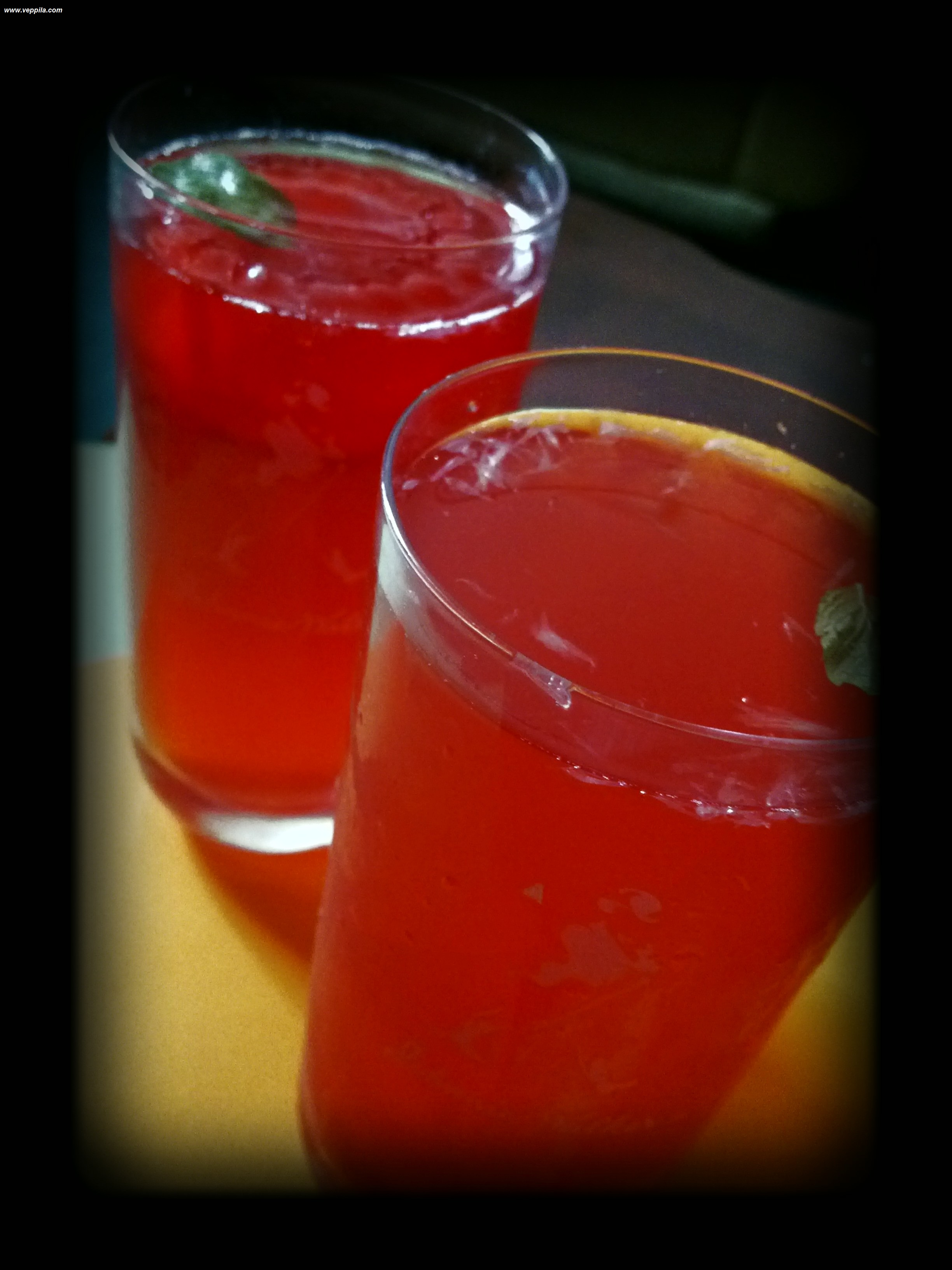 Strawberry Jelly lemonade