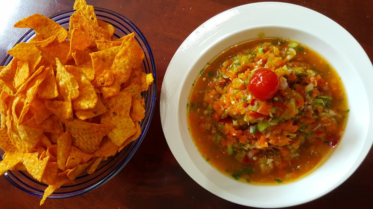 Bell Pepper Salsa
