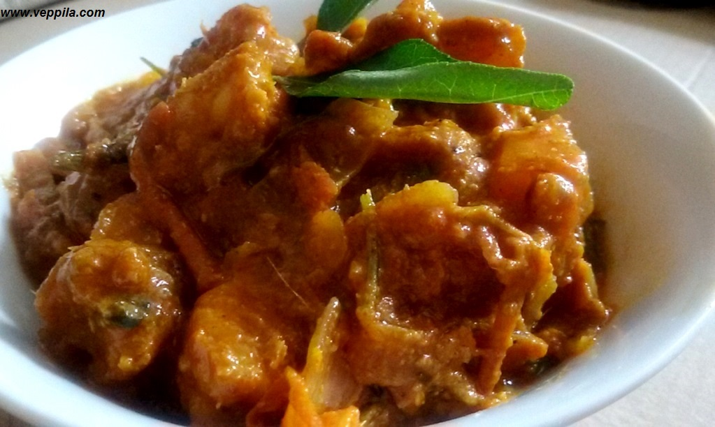 Chettinadu Chemeen Roast
