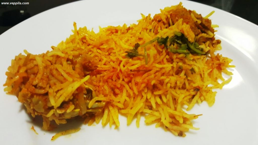 Ambur Mutton Biriyani