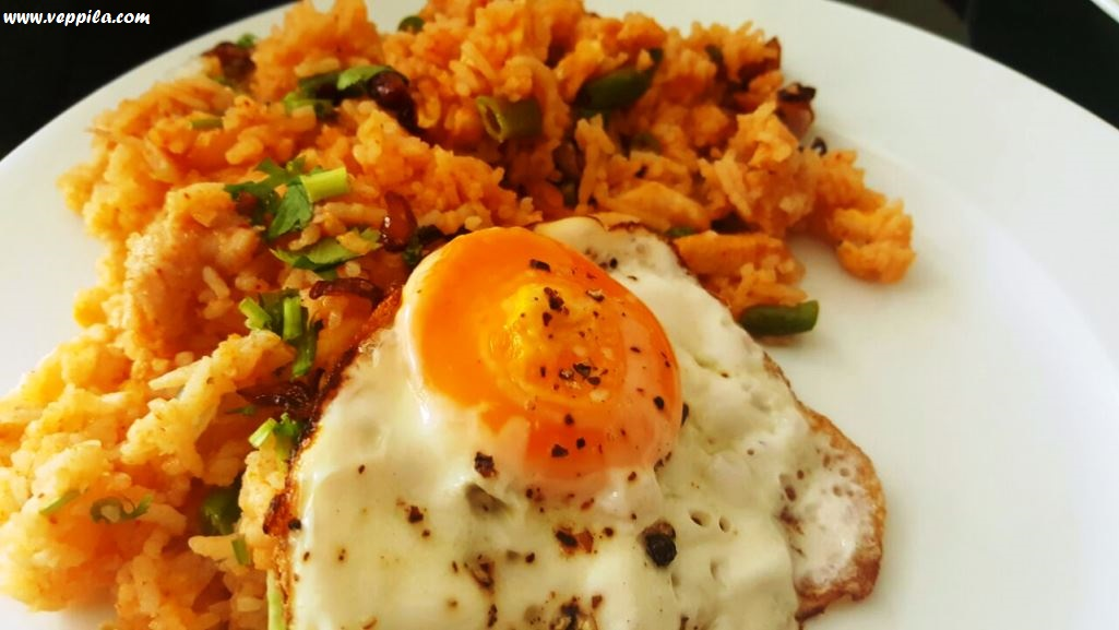 NASI GORENG- Indonesian Fried Rice